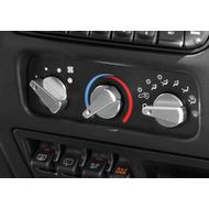 Rugged Ridge Billet Aluminum Climate Control Knobs (Polished) - 11420.04
