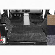 Rugged Ridge Deluxe Carpet Kit (Black) - 13690.01