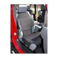 Rugged Ridge Front Seat Protector (Black) - 13235.30