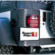 Rugged Ridge Tail Light Euroguards - 11226.01