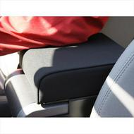 Rugged Ridge Center Console Arm Rest Pad (Black Neoprene) - 13107.01