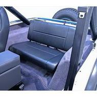 Rugged Ridge Standard Rear Seat (Black) - 13461.01