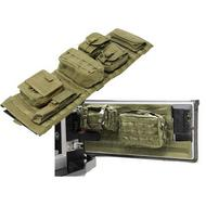 Smittybilt G.E.A.R Overhead Console Package (Olive Drab) - GEAROH7