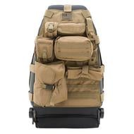 Smittybilt G.E.A.R. Front Seat Cover (Coyote Tan) - 5661024