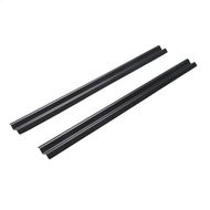 Smittybilt Entry Guards (Black) - 7686