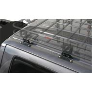 Smittybilt Adjust-A-Mount Defender Rack Mounting Kit - AM-6