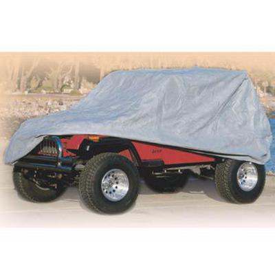 Smittybilt Full Climate Jeep Cover (Gray) - 830 830