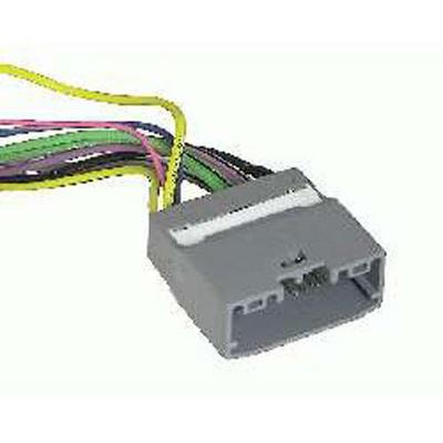 Kenwood Sony Amplified Wiring Harness - CHTO-03 CHTO-03