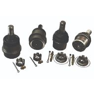 TeraFlex Dana 30/Dana 44 JK HD Ball Joint Set Without Knurl - 3442002