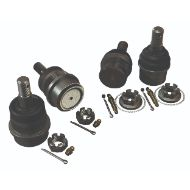 TeraFlex Dana 30/Dana 44 JK HD Ball Joint Set With Knurl - 3442022