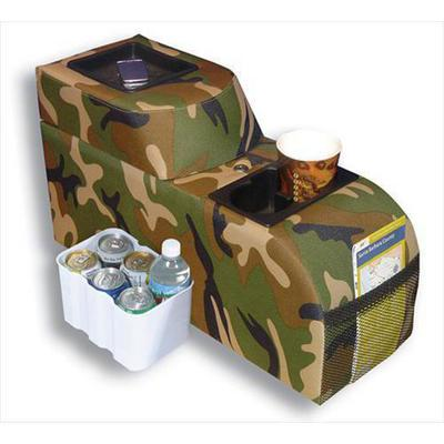 Vertically Driven Products Padded Locking Catch All Console (Camo) - 42031 42031