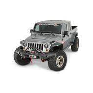 Warn Elite Full Width Front Bumper with Tube - 101465