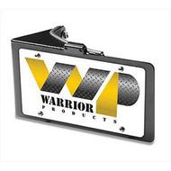 Warrior License Plate Bracket with LED Light - 1563